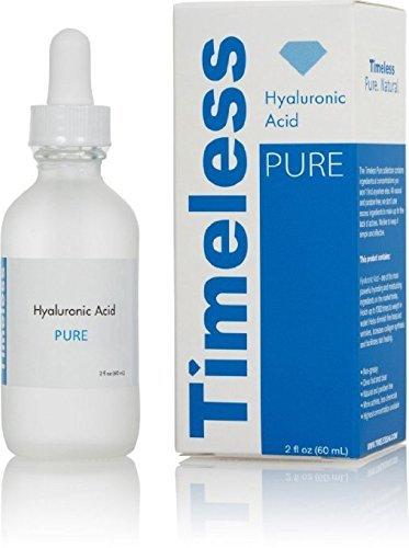 El Original suero de ácido hialurónico 100% puro 2 oz.