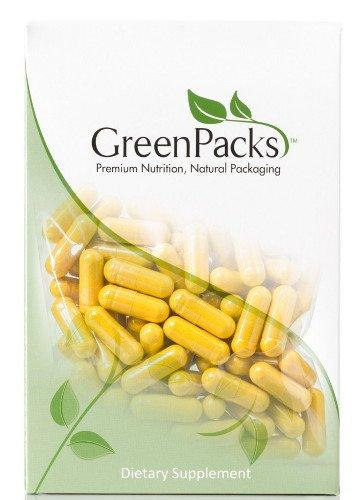 Leche Extracto de cardo (orgánicos, alta potencia) y cúrcuma - 90 cápsulas