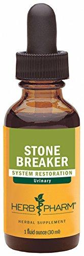 Hierba Pharm piedra triturador (Chanca Piedra) compuesto para soporte de sistema urinario - 1 onza