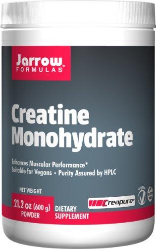 Jarrow Formulas creatina monohidrato polvo, onza 21,2