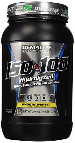 ISO 100 hidrolizado 100% Whey proteína 1,6 libras Pwdr
