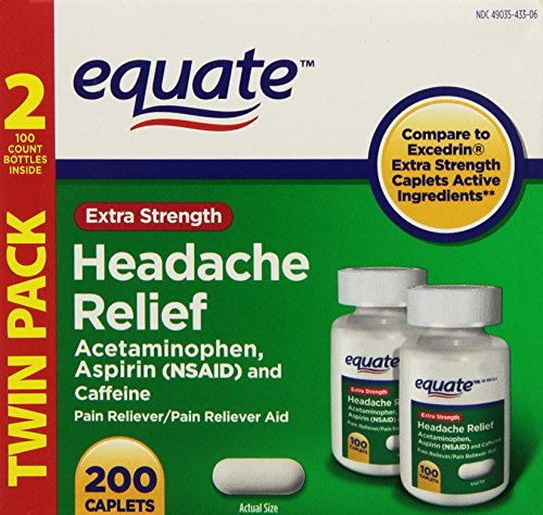 Headache Relief Twin Pack 200Caps