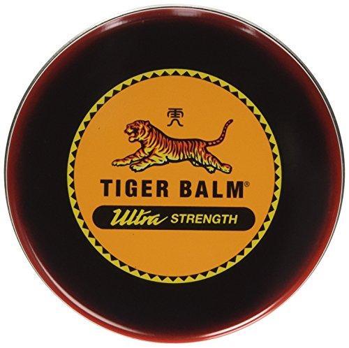 Deportes de bálsamo de tigre frotación, lata de 1,7 onzas (paquete de 4)
