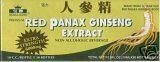 Real rey Panax Ginseng extracto 8000 mg Extra Strength (contiene 13,8% alcohol) - 30 x 10ml viales