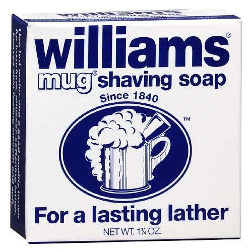 Williams tazón de jabón de afeitar, 1.75 Oz (paquete de 3)