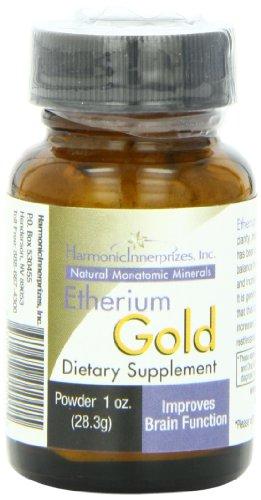 Armónica Innerprizes Etherium Gold 1oz polvo