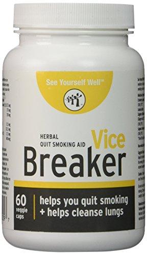 Interruptor de Vice: Dejar de fumar por última vez. Funciona rápido - dejar de fumar en 30 días. O tomar con Nicorette, NicoDerm y otras gomas de nicotina, parches o Lozenges.100% naturales y hierbas