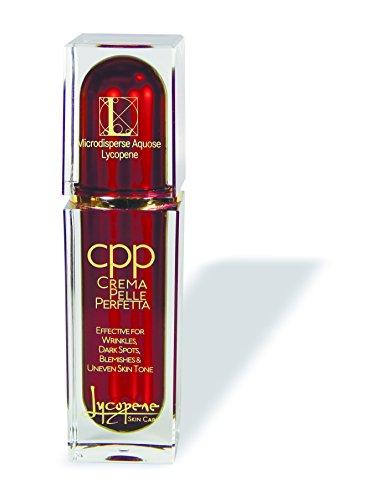 Pelle Perfetta Crema licopeno - para manchas oscuras, piel propensa del rojo rosácea y arrugas