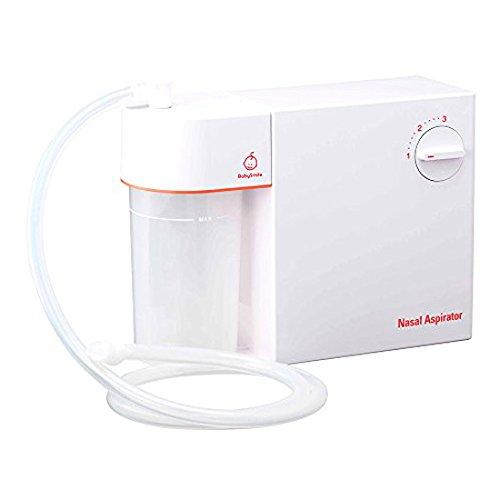 Aspirador Nasal BabySmile S-502, blanco