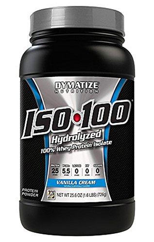ISO-100, Gourmet vainilla