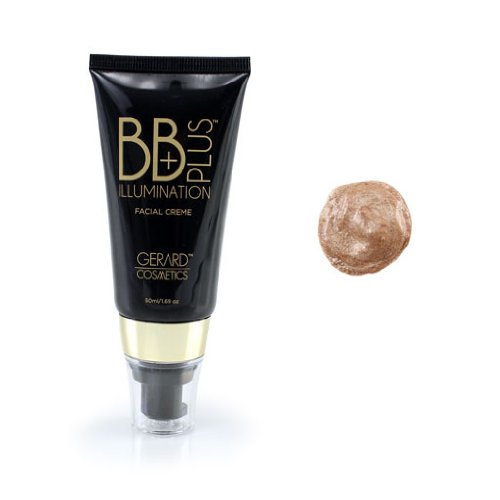 Crema Facial de iluminación BB Plus, 1,69 onzas - Gerald cosméticos