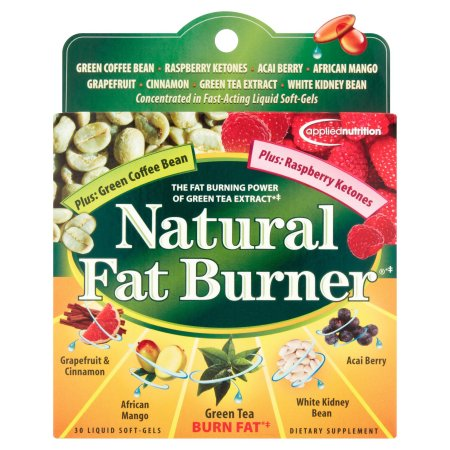 Natural Fat Burner 30ct