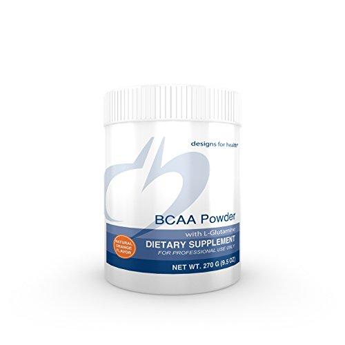 BCAA en polvo con L-glutamina - 270 gramos