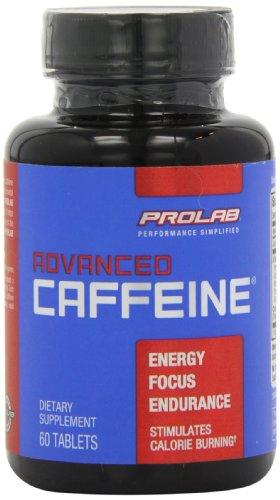 ProLab avanzada cafeína comprimidos, 60-Conde