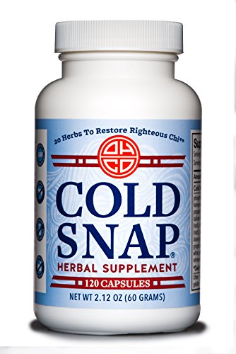 Ohco frío Snap Caps, cuenta 120