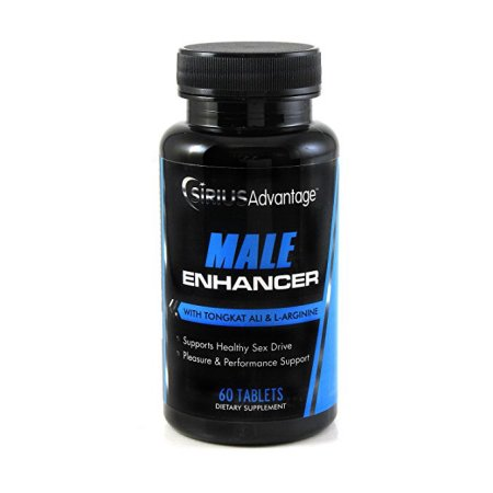 Male Enhancer Suplemento dietético - Sirius Advantage 60 Tabletas