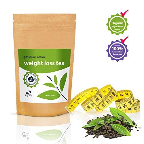 Té adelgazante de regalo de la naturaleza: mejor peso pérdida té fórmula para limpieza y desintoxicación. Supresor del apetito fuerte. Cambiar el metabolismo y limpiar su cuerpo con hierbas