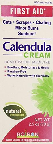 Boiron Calendula crema, 2.5 oz