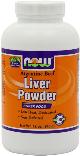 Now Foods Liver Powder 340Gr