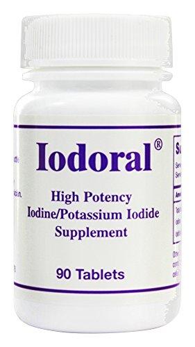 Optimox Iodoral 12,5 Mg (90 tabs)