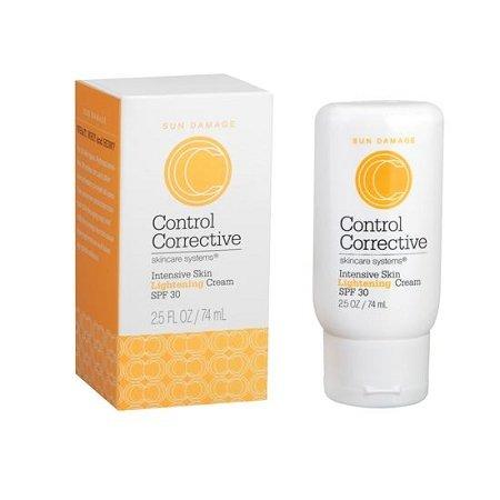 Control correctiva intensivo piel aligerar la crema con SPF 30-2.5oz