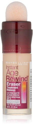 Maybelline New York instantánea edad Rewind Eraser tratamiento maquillaje, Buff Beige 130, 0.68 onzas de líquido