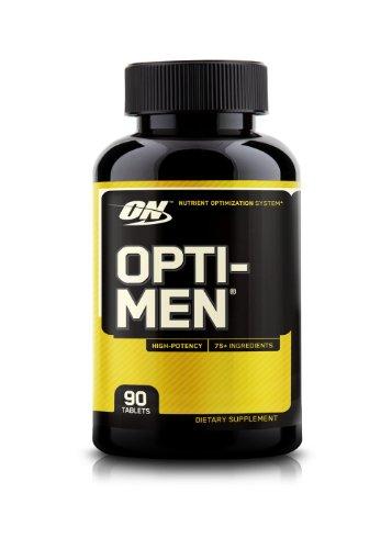 Suplemento de la nutrición óptima Opti-Men, cuenta 90