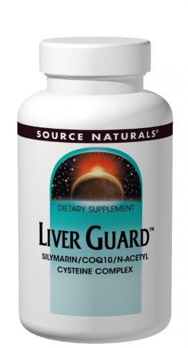 Source Naturals protector del hígado, 120 tabletas