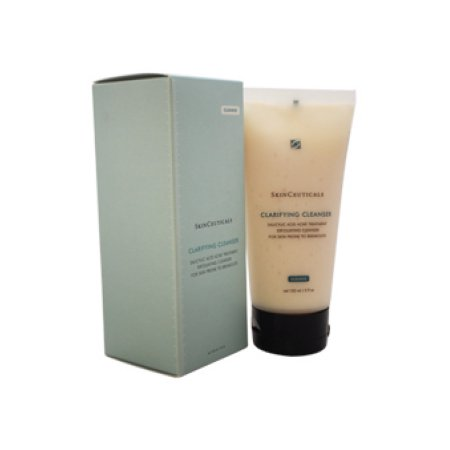 Clarifying Cleanser for Skin Prone To Breakouts SkinCeuticals 5 oz Limpiador Exfoliante Unisex