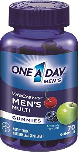 Uno Vitacraves un día hombres, cuenta 70