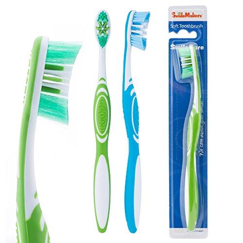 SmileCare rendimiento más jóvenes los cepillos de dientes - productos de higiene Dental - 48 por paquete