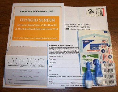 Prueba de tiroides