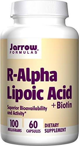 Jarrow Formulas R-el ácido alfa lipoico, cuenta 60