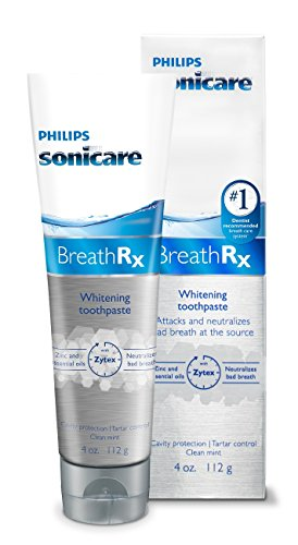 Philips Sonicare Breathrx blanqueamiento dental 4oz