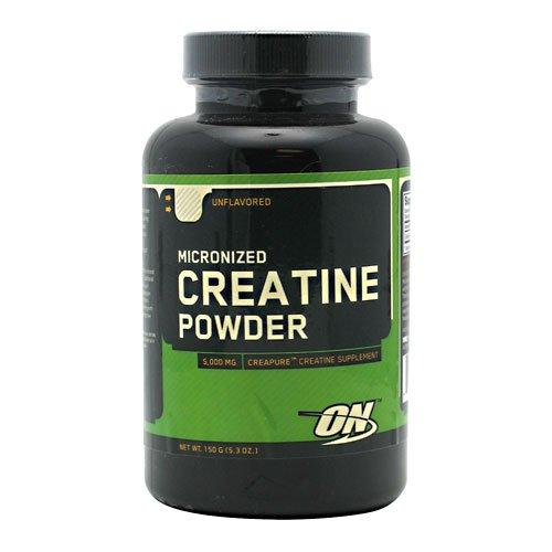 Óptima nutrición creatina polvo Unflavored, 150 gramos