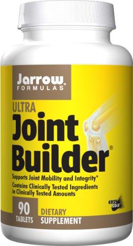 Jarrow Formulas Ultra conjunta constructor, soportes de la movilidad articular y la integridad, 90 fichas de fácil-Solv