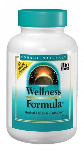 Source Naturals Wellness Formula, 60 capsulas (Pack de 2)