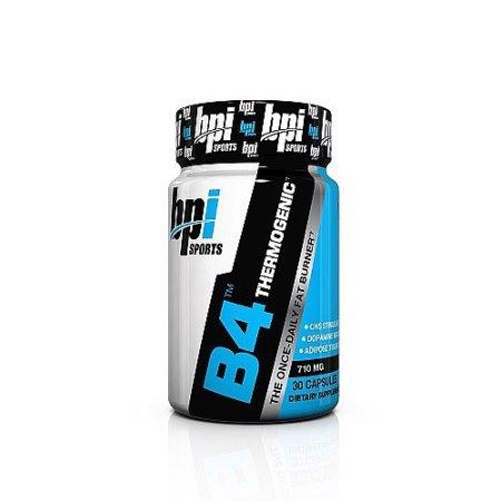 BPI Sports B4 quemador de grasa 710 mg 30 Cápsulas