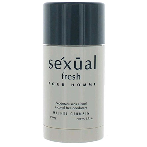 Michel Germain Sexual fresco desodorante Stick, 2,8 onzas