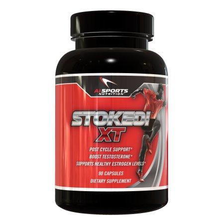 AI Sports Nutrition Stoked! XT ™ Testosterona Booster 90 Cápsulas