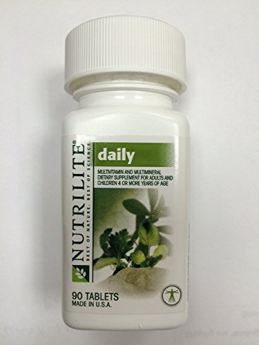 Daily de NUTRILITE multivitaminas multiminerales - cuenta 90