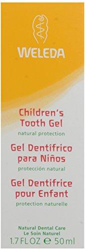 Gel dental de los niños de Weleda, 1.7 onzas (paquete de 2)