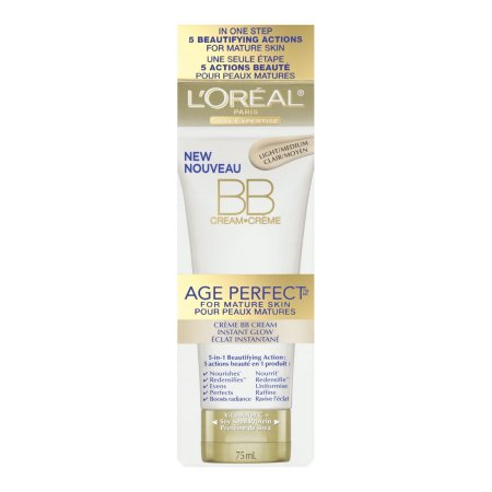 Paris crema Age Perfect BB para la piel madura 25 fl oz