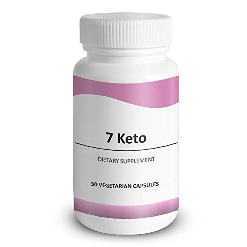 7-Keto, complemento alimenticio, 30 cápsulas vegetarianas