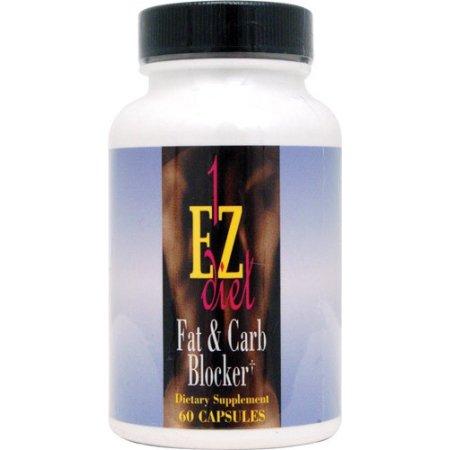 Maximum Internacional 1-ez grasa y Bloqueador de carbohidratos - 60 Cápsulas