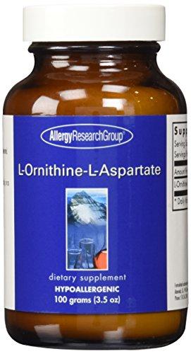 Grupo de investigación en alergia - 100 g de L-ornitina-L-aspartato