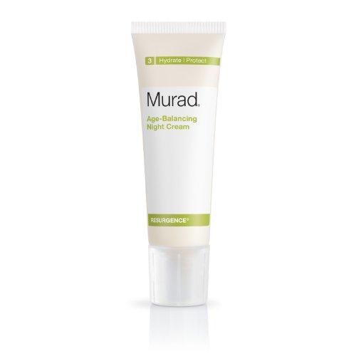 Murad resurgimiento equilibrio de edad crema de noche, 3: hidrato/proteger, 1.7 fl oz (50 ml)