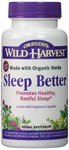 Dormir mejor, 90 Caps de Veggie, promueve el sueño reparador saludable