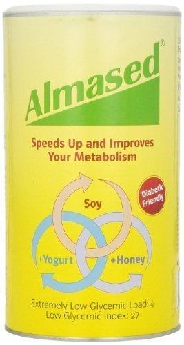 Almased Multi-proteína en polvo, 17,6 oz, paquete de 10