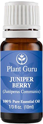 Aceite esencial de enebro bayas. 10 ml. 100% puro, sin diluir, terapéuticas grado.